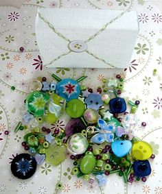 beads and buttons (by moline)