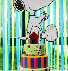 Festa Infantil | Snoopy