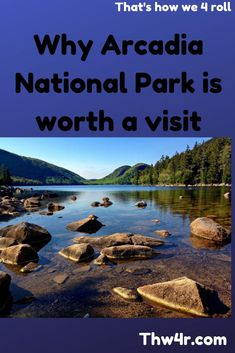 Acadia National Park is a jewel in the National Park system. There is much to do and worth the trip. Off Road Adventure, And So The Adventure Begins, Arcadia National Park, National Parks, Kentucky Attractions, Canada Travel, Rv Travel, Travel Guide, State Parks