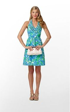 Lilly Pulitzer   Lillian Dress   $188  monkeesoflakenorman.com