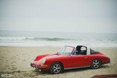 1967 Porsche 911S Soft Window