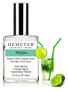 'Mojito' Cologne Spray (1oz) - Demeter Fragrance Library. Retails for $20. I have 2.
