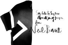 le pull / #neilbarrett