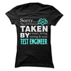 Cool Taken By Test engineer ... 999 Cool Job Shirt ! T shirts
