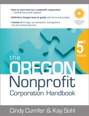 Publications | Nonprofit Association of Oregon