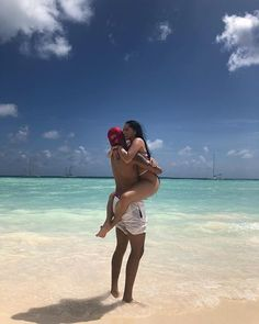 images about relationship goals on we heart it see mor Couple Goals Relationships, Relationship Goals Pictures, Couple Relationship, Black Couples Goals, Cute Couples Goals, Fit Couples, Beach Couples, Summer Couples, Flipagram Couple
