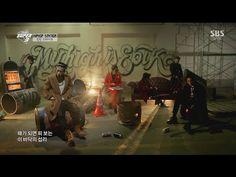 EPIK HIGH - BORN HATER(ft.MINO,BOBBY,B.I) + 헤픈엔딩(HAPPEN ENDING)(ft.김유정) in 2014 SBS Gayodaejun - YouTube --------- ( BOBBY'S PART AT 2:12 )