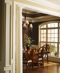Dining Room from Plan 926 - The Whiteheart