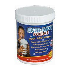 Be Amazing Insta-#Snow Jar, Makes 2 Gallons