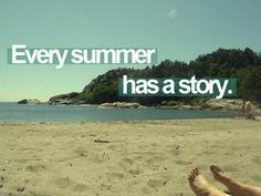 the story of my summer
