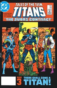 NEW TEEN TITANS TALES OF THE TEEN TITANS #68 DC COMICS 1986 NM