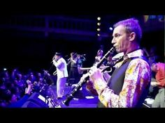 """Amsterdam Klezmer Band """"Op een Goppe"""" live in Paradiso, Amsterdam shot by 27 mobile phones"""