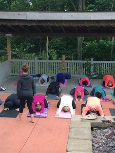 memorial day weekend yoga
