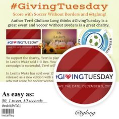 Helping me support #charity this #GivingTuesday is easy: 1) Go to thndr.it/HrTa1j 2) Create tweet 3) Feel good