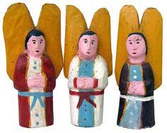 Juan Bañez Vargas, tallas en madera. Imagen tomada de http://artesanosdevenezuela.blogspot.fr/2010/05/juan-banez-vargas-talla-en-madera.html