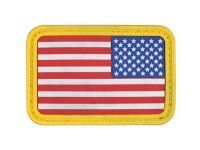 """USA Flag Right Arm Patch: """"American flag right arms patch 3"""""""" x 2"""""""""""" #AirGuns #AirSoftGuns #AirGunAccessories"""