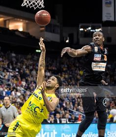 BERLIN, GERMANY - OCTOBER 03: Peyton Siva of Alba Berlin and... #neuulm: BERLIN, GERMANY - OCTOBER 03: Peyton Siva of Alba Berlin… #neuulm