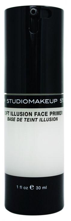 STUDIOMAKEUP Soft Illusion Face Primer, 1 Fluid Ounce -- To view further for this item, visit the image link. Primer Base, Face Primer, Makeup Tips, Beauty Makeup, Hair Beauty, Foundation Primer, Best Natural Skin Care, Smoky Eye, Makeup