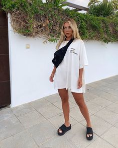 26 fabulous day for teen with some spring outfit 2 Mode Outfits, Short Outfits, Trendy Outfits, Girl Outfits, Fashion Outfits, Ropa Color Neon, Looks Style, Look Fashion, Fashion Tv