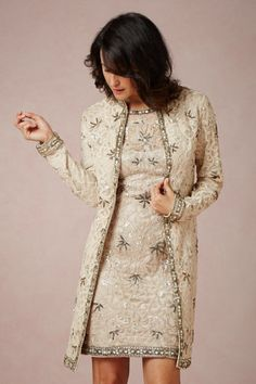 Starlight Jacket from BHLDN