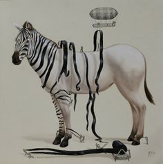 The Odd Blogg: Illustrations Depicts how Animals are Created