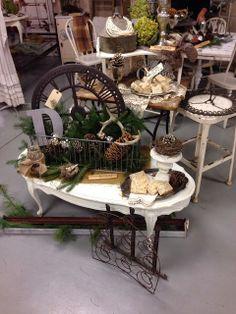 Sweet Vintage of Mine: ROMANTIC FARMHOUSE, PARISIENNE and SHABBULOUS!