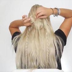Trenzado parcial con Extensiones SIEMPRE que QUIERAS!! más info en la Bio de www.naishair.com  #jamaslastoconadie #meduranmuuuchomas #quierolasmejores #mesientocomoda #nadielasvepuestas #lasreutilizosiquiero #sonunclasico #aguantanconfuerza #melaspongoamimanera #nomecomplico #looktemporal #quitaypon ##extensiones #extensionesdecabello #porqueyolovalgo #naishair #hairextensions #wefthairextensions #tapehairextensions #extensionesdecabellonatural
