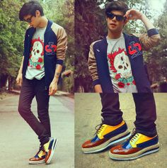 Can't Say What I Mean (by Vini Uehara) http://lookbook.nu/look/4056726-Can-t-Say-What-I-Mean