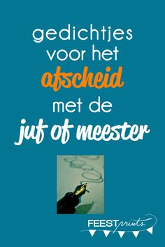Afscheid juf en meester: gedichtjes Teacher Appreciation Gifts, Teacher Gifts, Gods Eye, Verse, House Warming, Gift Tags, Diy And Crafts, Father, Thankful