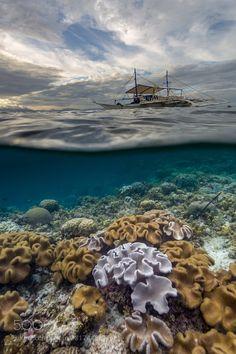 Under the boat by gunnarssonjimmy #nature #photooftheday #amazing #picoftheday #sea #underwater