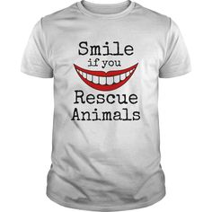 Smile if you Rescue Animals
