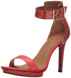 Calvin Klein Women's Vable Dress Sandal => Awesome product. Click the image : Block heel sandals