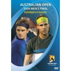 Australian Open 2009 Mens Final - Federer Vs. Nadal (DVD)  http://localtenniscourt.com/localten.php?p=B002CWKTWI  B002CWKTWI