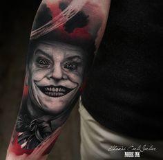 The Joker, Jack Nicholson Portrait