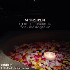 Recipe for a personal sanctuary #miniretreat #pledgetorelaxsweeps No Pur Nec 18+ Ends 12/22. https://woobox.com/offers/rules/sbvq49