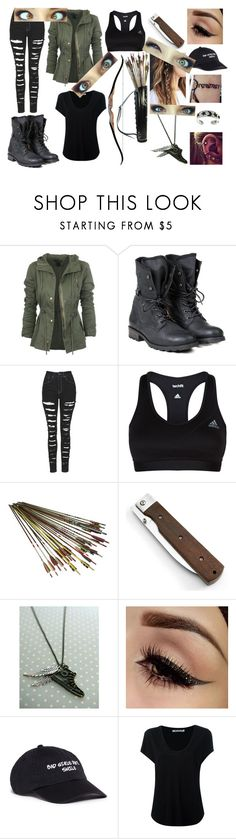 """Hunter of Aretemis"" by cesca-8-rose ❤ liked on Polyvore featuring PLDM by Palladium, The Ragged Priest, adidas, Converse, Nasaseasons, Alexander Wang and Carolina Glamour Collection"