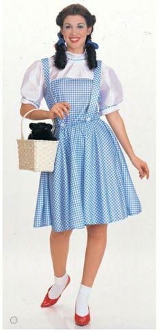 Dorothy Costume - Adult Costumes