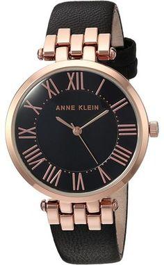 Anne Klein - AK-2618RGBK Watches #watches #womens