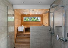 Spa, Home Projects, Toilet, Sweet Home, Bathtub, House Design, Saunas, Bathroom Ideas, Home Decor