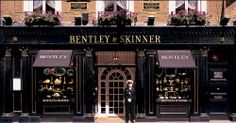 If you're ever in London, be sure to visit Bentley & Skinner for some truly amazing antique jewelry...