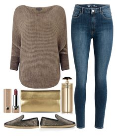 """street style"" by ecem1 ❤ liked on Polyvore featuring UGG Australia, Phase Eight, Maison Margiela, Prada and Marc Jacobs"