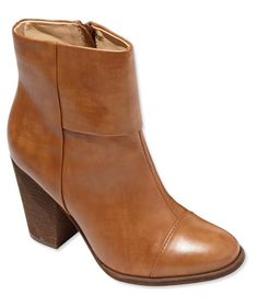 HAVE THESE Signature Leather Ankle Boots