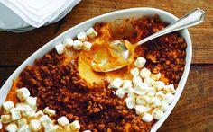 All Things Sweet Potato Casserole, Squash Souffle