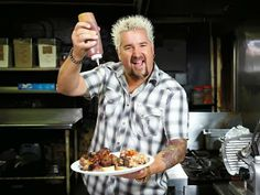 Food Network Gossip: Food Network's Solution For Declining Numbers - MORE Guy Fieri    Thanks for your support food network