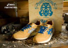Foot Patrol x Asics Gel Saga II • Highsnobiety