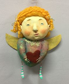 Paperclay 28 cm 70$