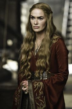 Cersei Lannister looks devastating in deep red; Cersei Lannister Game of Thrones Cersei Lannister, Game Of Thrones Saison, Game Of Thrones Cersei, Natalie Dormer, Lena Headey, Serie Du Moment, Queen Cersei, My Sun And Stars, Vestidos