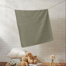 Baby-Blanket's_Stylish-Modern-Classic-Black_White Swaddle Blanket