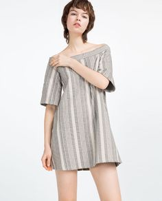 Image 3 of JACQUARD T-SHIRT from Zara