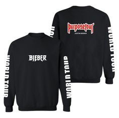 Justin Bieber Purpose Tour Hoodies Sweatshirts Men 4XL For Winter Autumn in Kanye West Fear of God Mens Hoodies and Sweatshirts #Affiliate